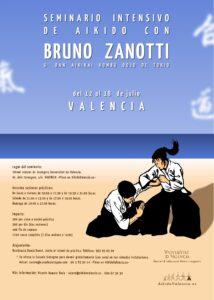 Bruno Zanotti en Valencia