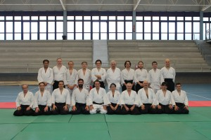 club aikido universitari de Valencia